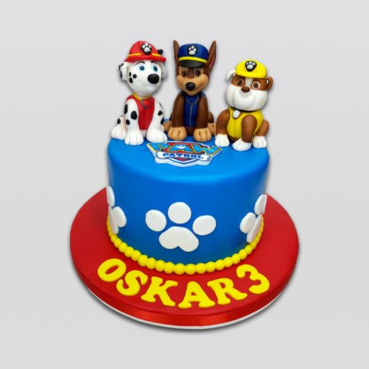 Buy Paw Patrol cake