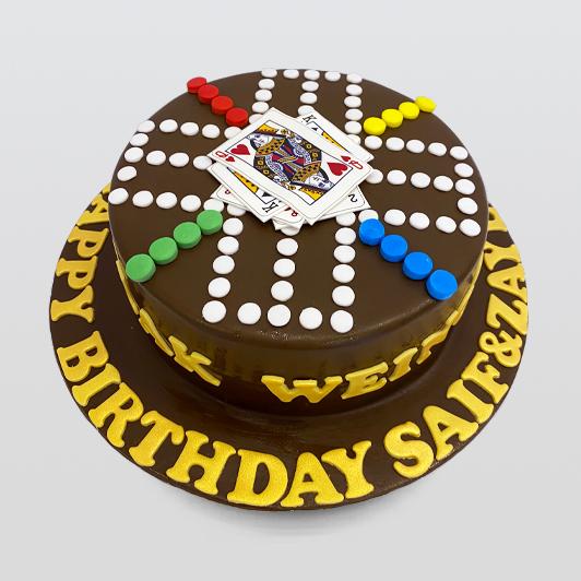 Jackaroo Cake