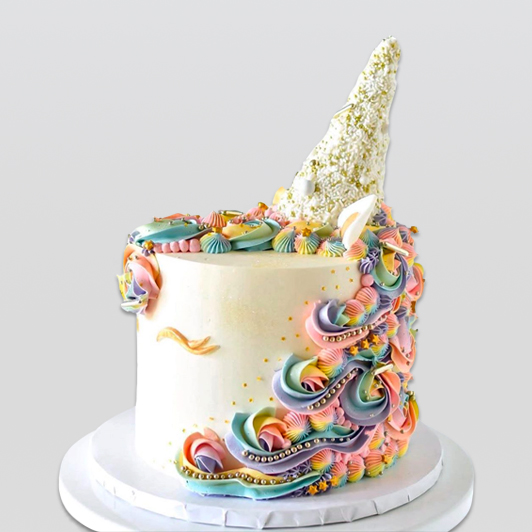 Unique Unicorn Cake
