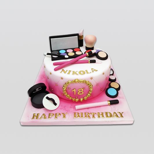 best Make Up Cake