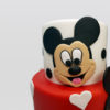 Mickey mouse 2 tier cake